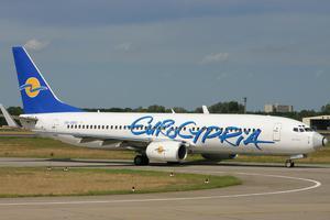 Ένταση σε πτήση της Eurocypria
