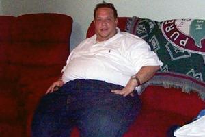 Έχασε 95 κιλά σε 16 μήνες... τρώγοντας σοκολάτα