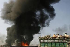 Έκρηξη στο Ιράν