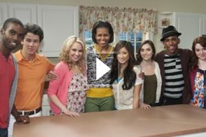 Η Μισέλ Ομπάμα πρωταγωνίστρια σε καμπάνια της Disney