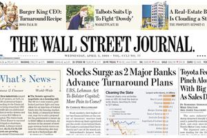 Ζοφερό βλέπει το μέλλον η Wall Street Journal