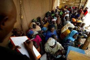 Σε άθλια κατάσταση οι μετανάστες στην Αφρική