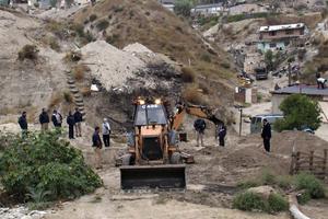 Εκταφή 117 σορών από ομαδικό τάφο στο Μεξικό