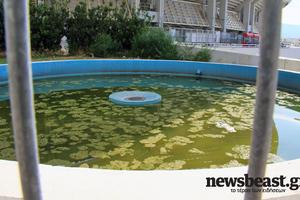 Εστίες μόλυνσης τα συντριβάνια στο ΟΑΚΑ
