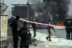 Συναγερμός στην πόλη Κανταχάρ του Αφγανιστάν