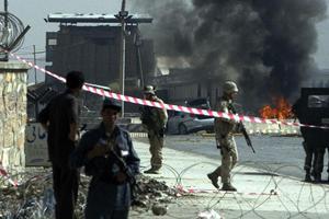 Ένας νεκρός τελικά από έκρηξη σε ελικόπτερο στο Αφγανιστάν