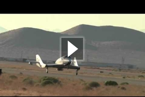 Πρεμιέρα για το τουριστικό διαστημόπλοιο της Virgin
