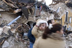 Με το φόβο των Ρίχτερ ζουν σχεδόν οι μισοί Ιταλοί