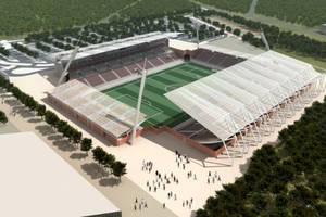«Βαφτίζουν» το νέο γήπεδο της Λάρισας