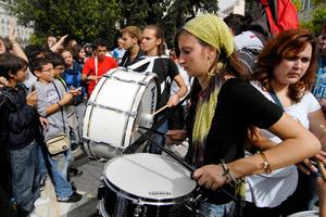 Οι μαθητές των μουσικών σχολείων ξεσηκώνονται