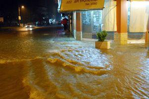 Πλημμύρισε ο Άγιος Κωνσταντίνος Φθιώτιδας