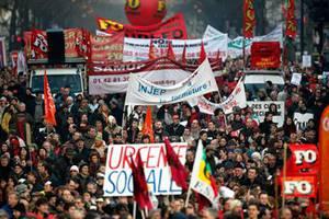 Χωρίς επεισόδια η απομάκρυνση των απεργών στη Γαλλία