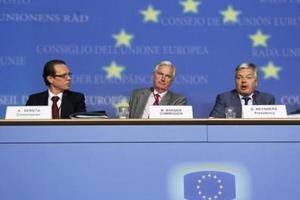 Μισέλ Μπαρνιέ για Brexit: Να την κάνουν τι την παράταση;
