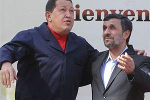 Αντιαμερικανική συμμαχία Ιράν-Βενεζουέλας