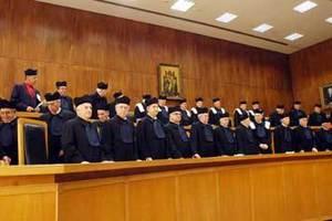 Προαγωγές δικαστικών