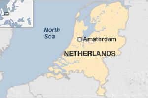 Σύγκρουση πλοίων στην Ολλανδία