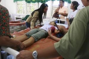 Τρεις νεκροί σε σχολείο στις Φιλιππίνες