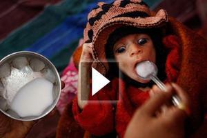 Τραγική, μακάβρια καθημερινότητα ο υποσιτισμός στην Ινδία