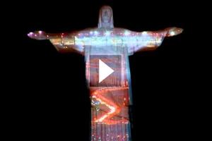 «Ζωντανεύει» ο Ιησούς του Ρίο