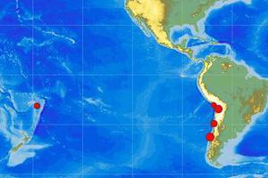 Σεισμός στη Χιλή