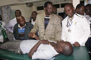 Τραγωδία στην Κένυα