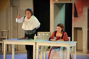 Η «Λοκαντιέρα» για 40 μόλις παραστάσεις
