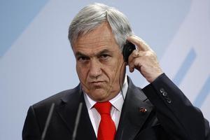 Η «συγγνώμη» του Χιλιανού προέδρου για τη γκάφα