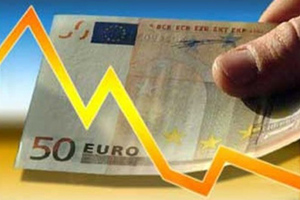 Υποχώρησε το ΑΕΠ στην Ελλάδα το β' τρίμηνο