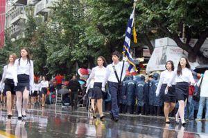 Ένταση στην πλατεία Ελευθερίας στο Ηράκλειο