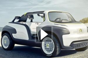 Το νέο Citroen-Lacoste «πάει» Traction