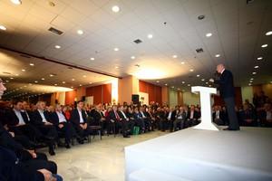 Δηλώσεις πρωθυπουργού από την Κοζάνη