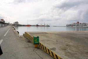 Εξουδετερώθηκε νάρκη στο βόρειο λιμάνι της Πάτρας