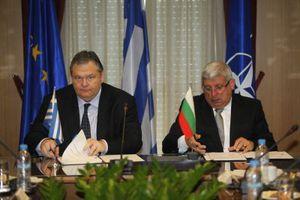 Υπεγράφη συμφωνία συνεργασίας Ελλάδας – Βουλγαρίας