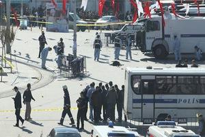 Κούρδος αυτονομιστής ο βομβιστής της Κωνσταντινούπολης