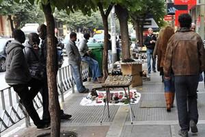 Σοβαρά προβλήματα δημιουργεί η «γκετοποίηση» του κέντρου της Αθήνας