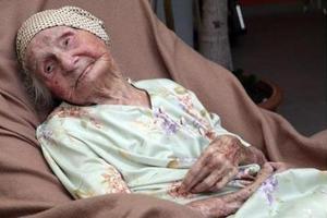 Απεβίωσε η γηραιότερη γυναίκα στον κόσμο