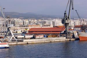 Ανέστειλαν τις κινητοποιήσεις οι εργαζόμενοι στο λιμάνι της Θεσσαλονίκης