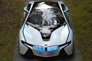 Στην παραγωγή το «Vision» της BMW