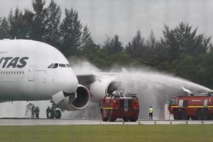 Τέλος στο θρίλερ με αεροσκάφος της Qantas