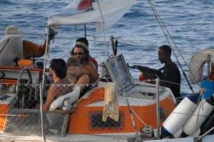 Στα χέρια πειρατών επιβάτες ενός γιοτ