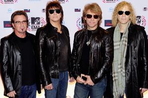 Ο Bon Jovi και η... Ναταλία Γερμανού