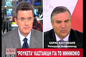 Επιμένει ο Καστανίδης για επαναδιαπραγμάτευση του μνημονίου