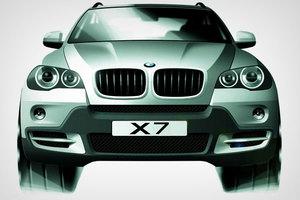 Η BMW ετοιμάζει X7;