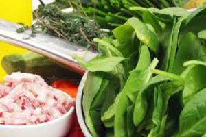 Ποιος είναι ο σωστός τρόπος πλυσίματος των λαχανικών