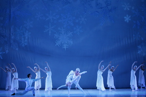 H Βασίλισσα του Χιονιού στο Θέατρο Ολυμπία
