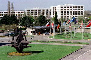 Βόμβα αναστάτωσε κτίριο του ΝΑΤΟ