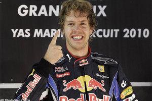 Ο νεότερος πρωταθλητής στην ιστορία της Formula 1