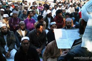 Ραντεβού με μουσουλμάνους