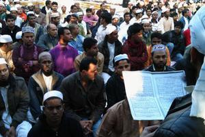 «Ισλαμοφοβία και ψήφιση Μνημονίων πάνε χέρι-χέρι κύριε Κακλαμάνη»
