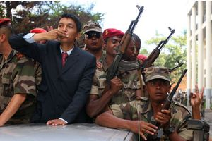 Απειλούν τον πρόεδρο της Μαδαγασκάρης